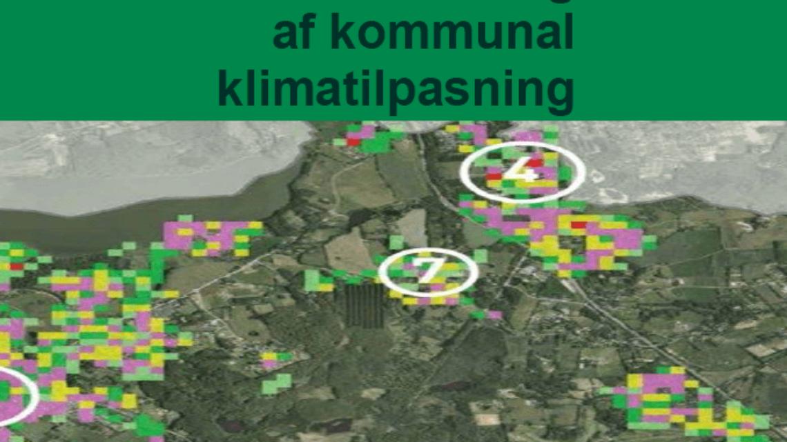 Evalueringen af klimatilpasningsindsatsen er på gaden