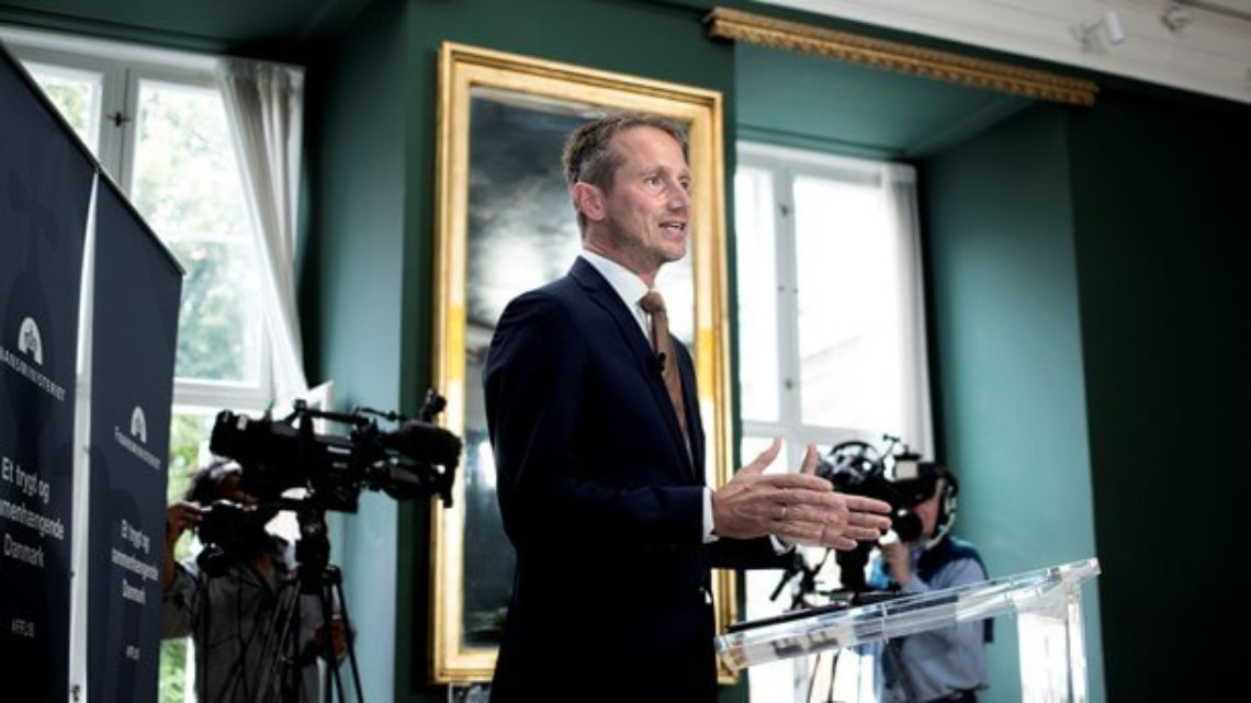 Dansk Miljøteknologi slår et slag for miljøteknologien som dansk styrkeposition